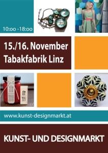 A3 Plakat Herbst Linz